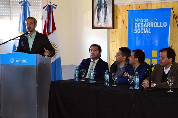Se puso en marcha el Programa Hábitat Inclusivo en Río Cuarto