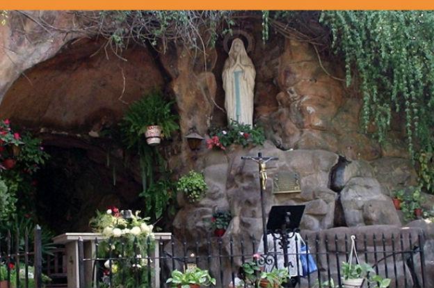 El Santuario de Lourdes en Alta Gracia cumple 100 años