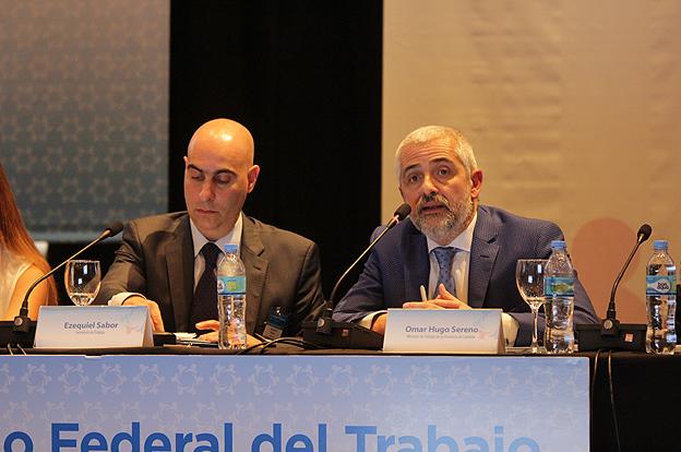 El Consejo Federal del Trabajo volvió a sesionar en Córdoba después de 12 años