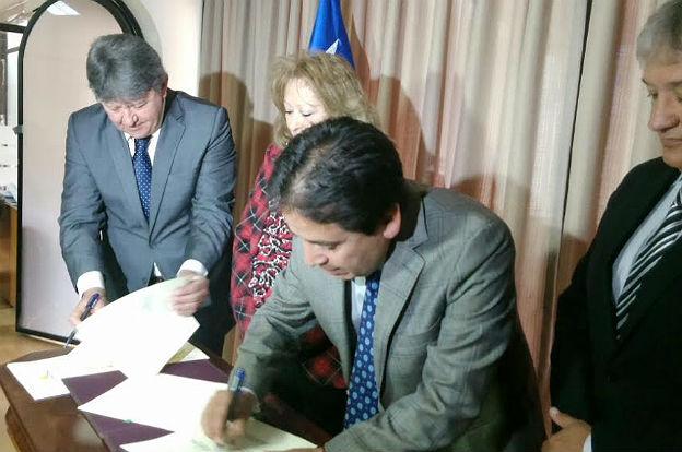 Se firmó el Protocolo de Cooperación Binacional del Corredor Ferroviario Minero Alimentario