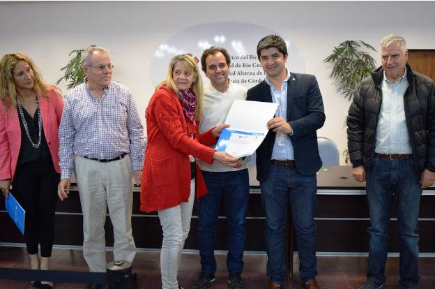 Río Cuarto: Aportes para el fortalecimiento de instituciones