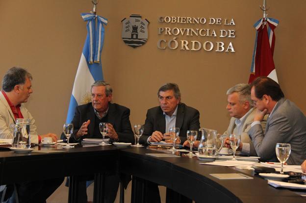 Se reunió la Mesa Provincia–Municipios