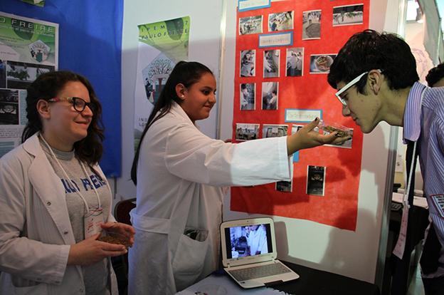 "Escuelas técnicas cordobesas se destacaron en la expo ""TécnicaMente"""