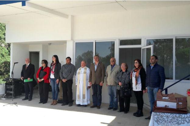 En Calmayo, ampliaron el edificio de la escuela Martín Miguel de Güemes