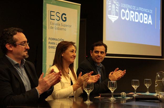 Comenzó la capacitación en políticas públicas para la región centro