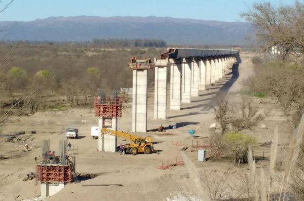 La rehabilitación integral del Canal Los Molinos-Córdoba, en plena ejecución
