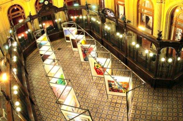 Se premiará a los ganadores de la IX Edición del Premio Pintura Bancor