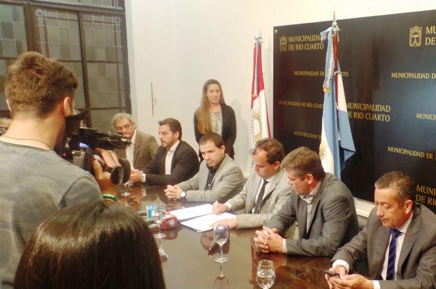 Río Cuarto quiere aplicar la Ley de Seguridad Eléctrica Provincial