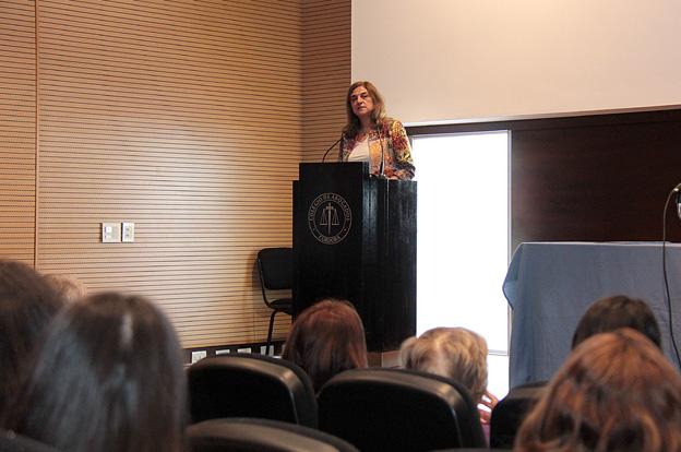 Se realizó una jornada sobre mujeres profesionales y liderazgo