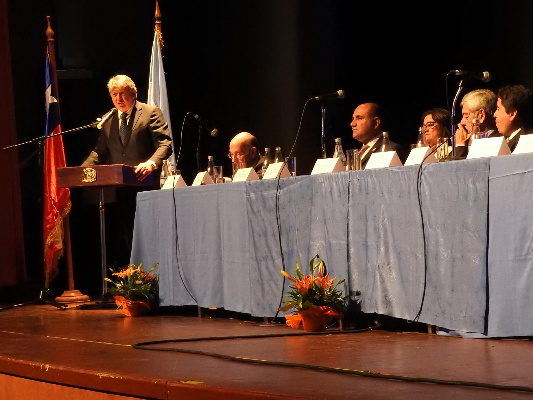 Córdoba, presente en el plenario de Atacalar