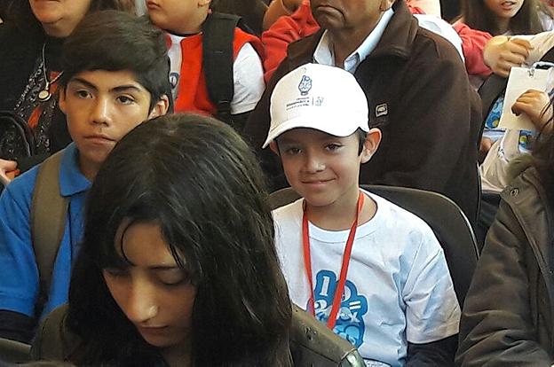 Se realizó en Embalse la Olimpiada Matemática Atacalar 2016