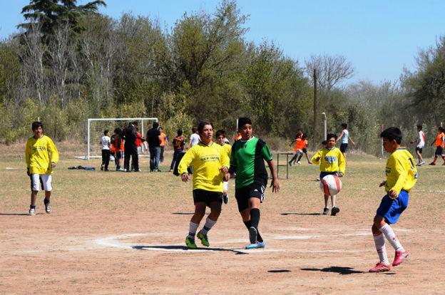 Se viene el II Torneo Interbarrial de Fútbol en Río Cuarto