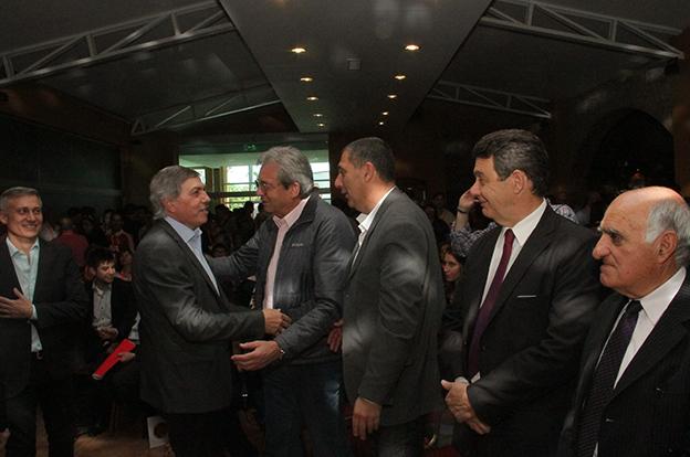 Comenzó el 24° Congreso Vecinalista en Villa Carlos Paz