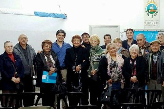 Río Cuarto: la Provincia entregó aportes para el fortalecimiento de instituciones