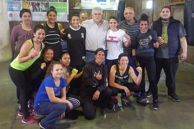 Formando en el Deporte: comienza el Campeonato Nacional de Boxeo Femenino