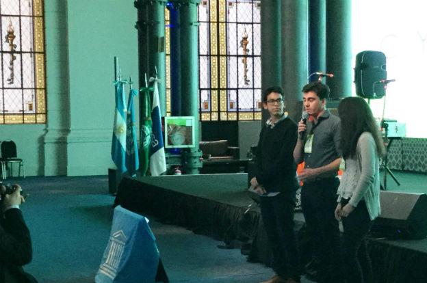 Córdoba Joven expuso en la primera Conferencia de la Juventud sobre Cambio Climático