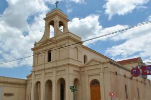 Iglesia Parroquial de Villa Cura Brochero