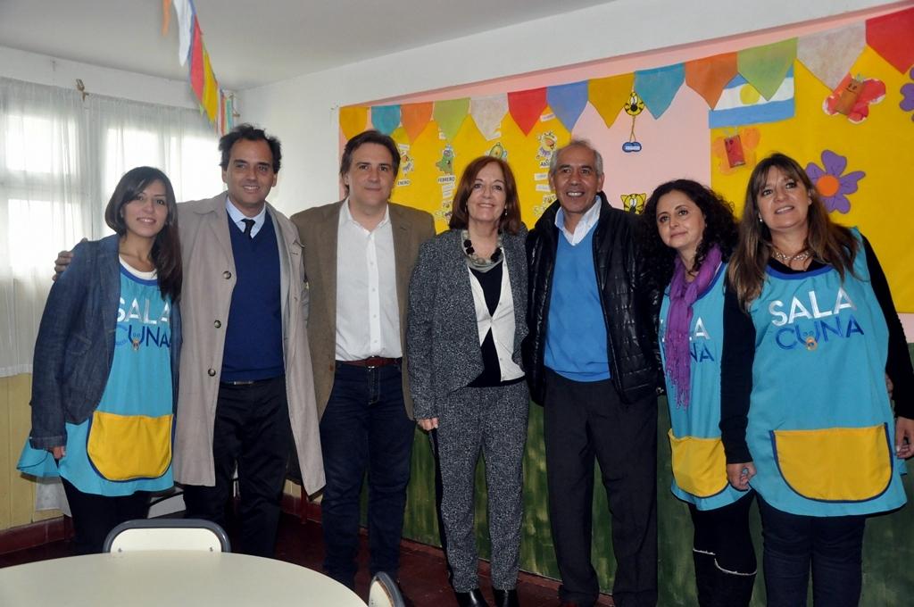 Se abrieron las primeras tres Salas Cunas en Río Cuarto
