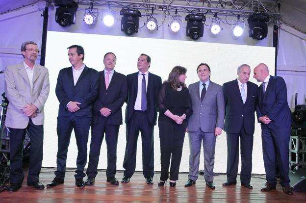 Presentaron oficialmente la ruta a rea c rdoba madrid - Oficinas air europa madrid ...