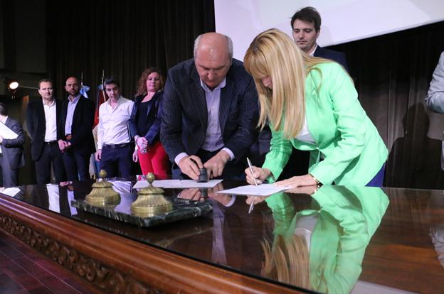 Schiaretti abri la jornada federal de articulaci n con for Nomina de funcionarios del ministerio del interior
