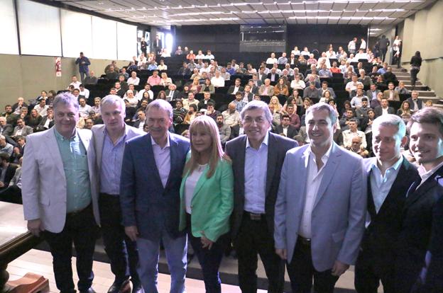 Schiaretti abrió la Jornada Federal de Articulación con Municipios