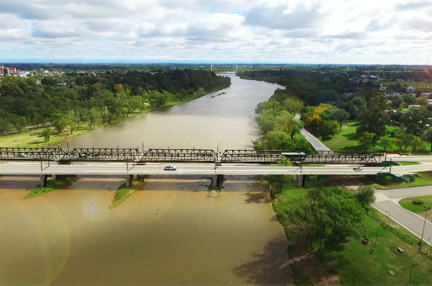 Vialidad licitó nuevo puente en Río Cuarto