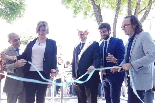 "Giordano llamó a pensar una Córdoba ""más Integrada, descentralizada e inclusiva"""