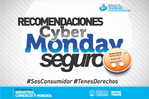 Cyber monday recomendaciones de defensa del consumidor Cyber monday 2016 argentina muebles