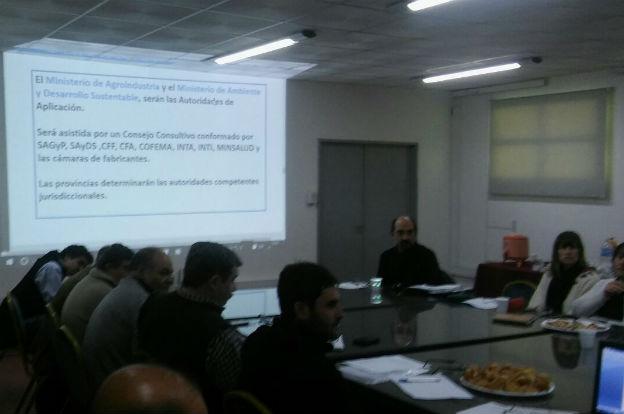 Tercera reunión de la Comisión Asesora de Agroquímicos