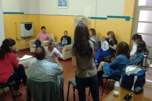 """Programa """"Familias para Familias""""- Encuentro con las familias de acogimiento"""