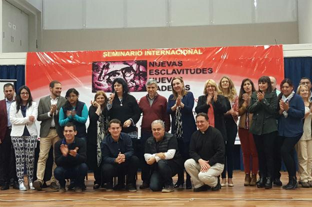 Violencia de Género: la secretaría participó de un seminario internacional