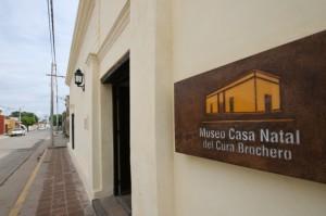 Casa Natal Brochero. Santa Rosa Río Primero