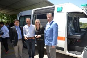 ambulancia La Calera 2
