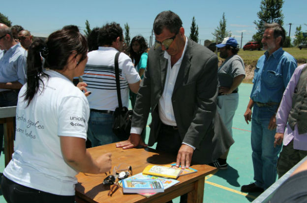 Deporte adaptado realizar n obras en la pileta de la cumbre for Piscina municipal la roca del valles