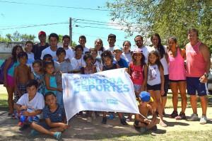 Campamento en Achiras 2