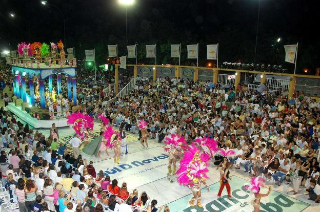 Carnaval de Arias