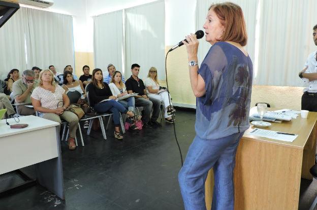 Vigo anunció el fortalecimiento de los Centros de Desarrollo Regional