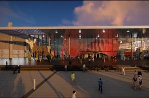 Así será el nuevo Centro de Convenciones y Exposiciones de Córdoba.