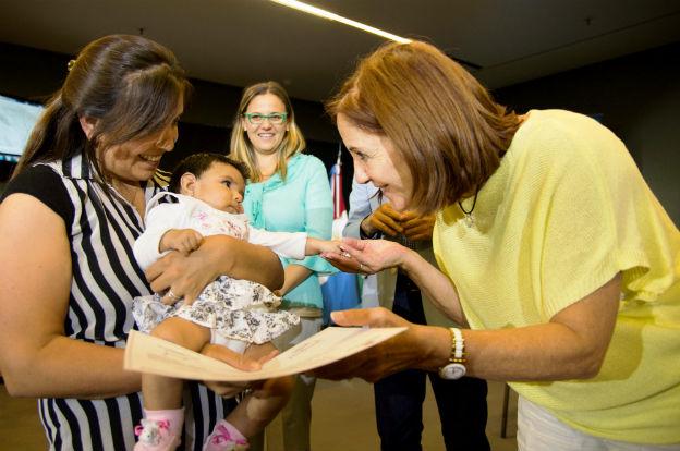 Cuarto mes de licencia por maternidad