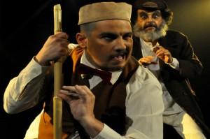 El Avaro, la obra clásica de Moliere, en la versión de La Comedia Cordobesa. El jueves, en el Teatro Real.