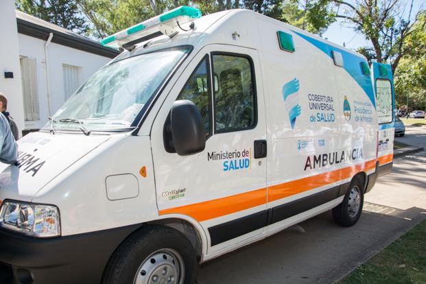 Entrega ambulancia Morteros-7
