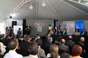 IMG_1395 -Se inauguran dos unidades judiciales en el Polo Integral de la Mujer copia