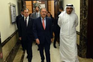 Schiaretti en Emiratos Árabes