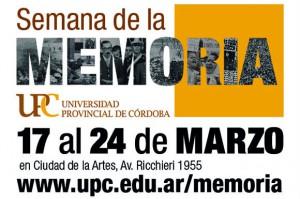 Semana de la Memoria UPC