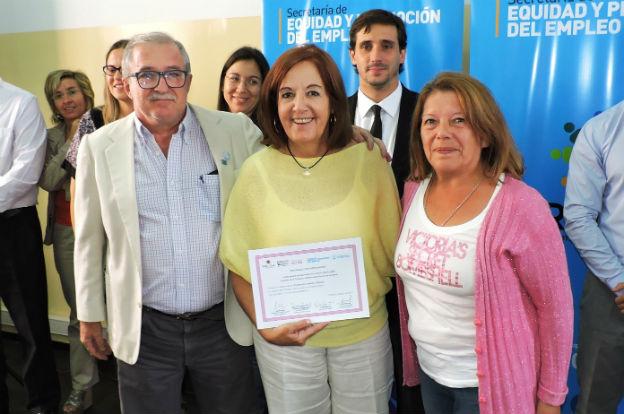 Vigo entregó micropréstamos del Banco de la Gente