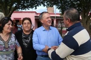 Gobernador Schiaretti en El Crispín