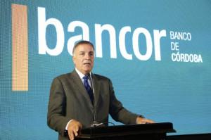 El presidente del Banco de Córdoba, Daniel Tillard, destacó el aumento del crédito.
