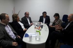 Reunión entre ANMAT y Unidad Biomodelos 3D del Hospital de Niños de Córdoba