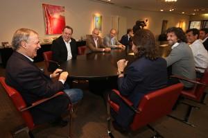 Juan Schiaretti reunión con el Ministro Santos_4417