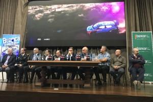 Presentación Rally Mundial Argentina 2017